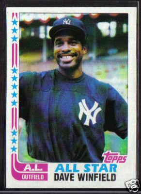 1982 Topps All-Star