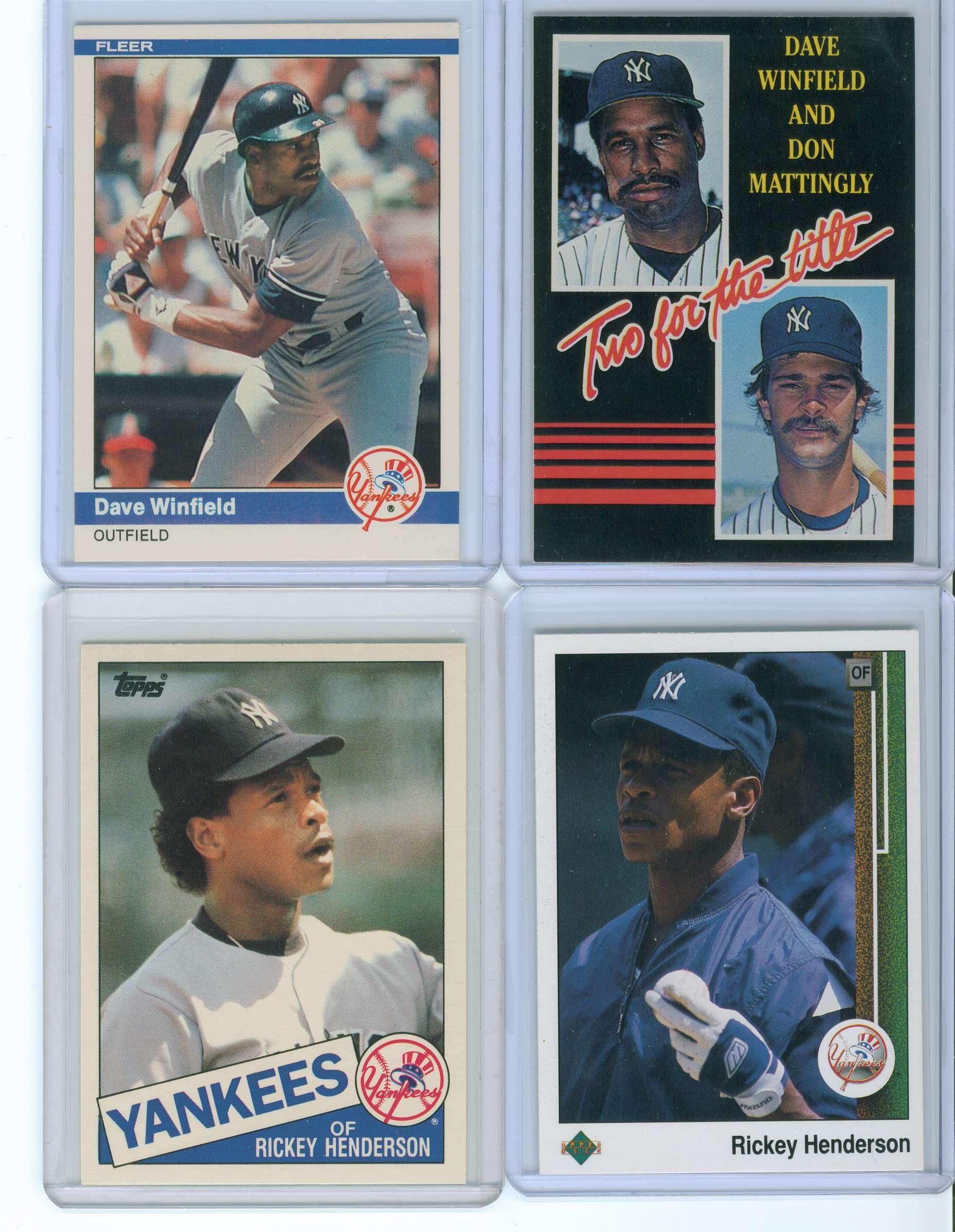 Baseball Card Show Purchase 1 30 Year Old Cardboard