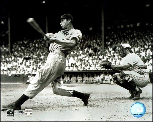 Joe DiMaggio Retired From Professional Baseball 57 Years ...