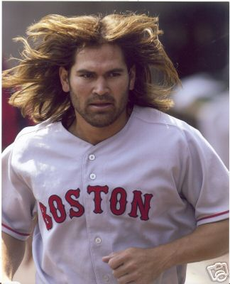 johnny damon hair. Just ask Johnny Damon about