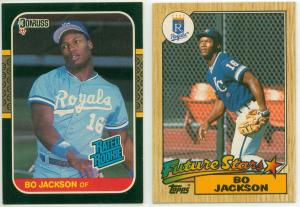 Baseball Card Show Purchase 3 Jackson Abbott And Alomar