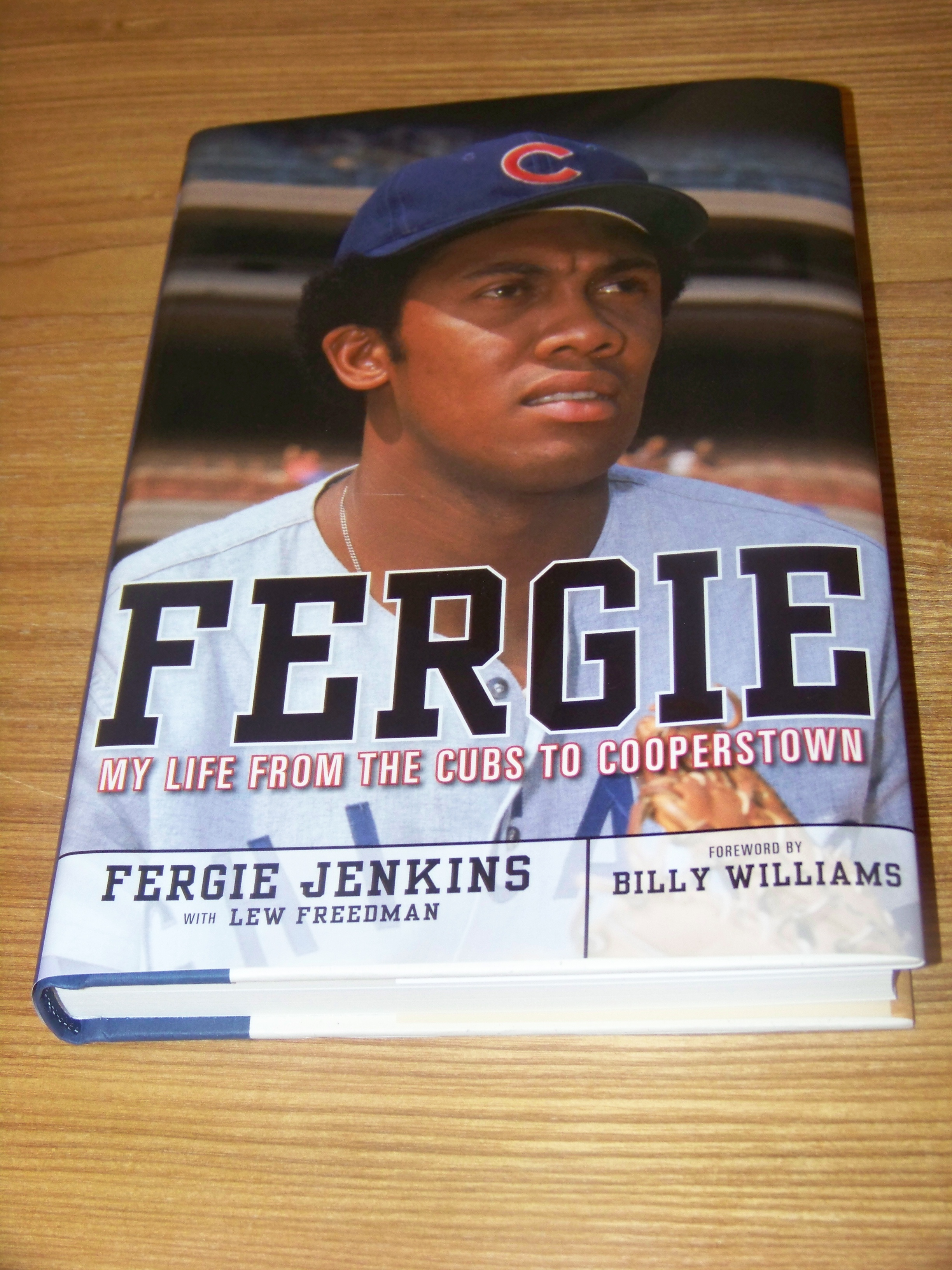 554c7876a41 Fergie Jenkins  My Life From the Cubs to Cooperstown