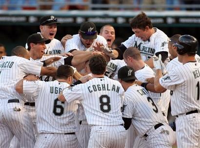 Cubs Marlins Baseball