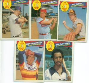 Draft Set 5 cards