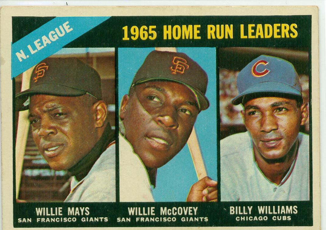 baseball card show purchase 9 1966 topps home run