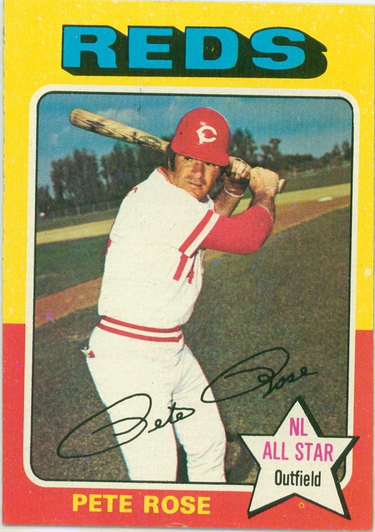 Pete Rose Baseball Cards Best Deals For Electronics
