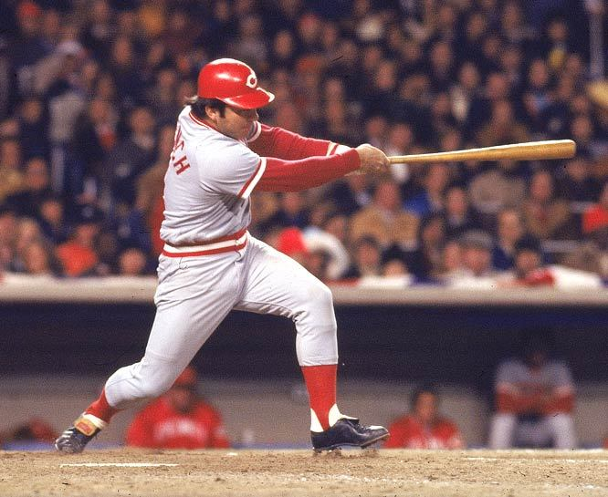1980 Headline Johnny Bench Becomes All Time Home Run