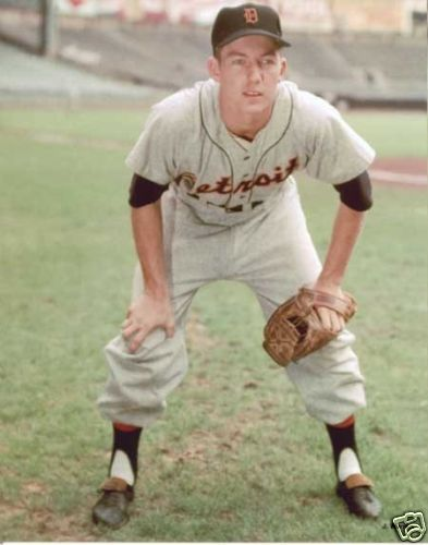Happy Birthday Al Kaline 30 Year Old Cardboard