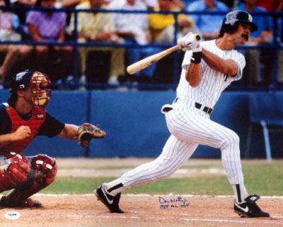 Don Mattingly Amp The 1984 American League Batting Title
