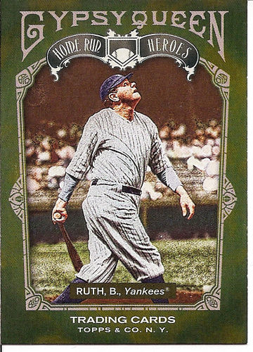 What year did babe ruth retire-3727