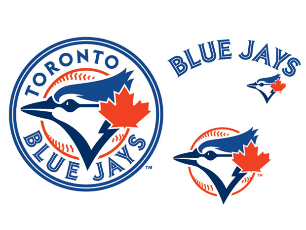 New Toronto Blue Jays logo