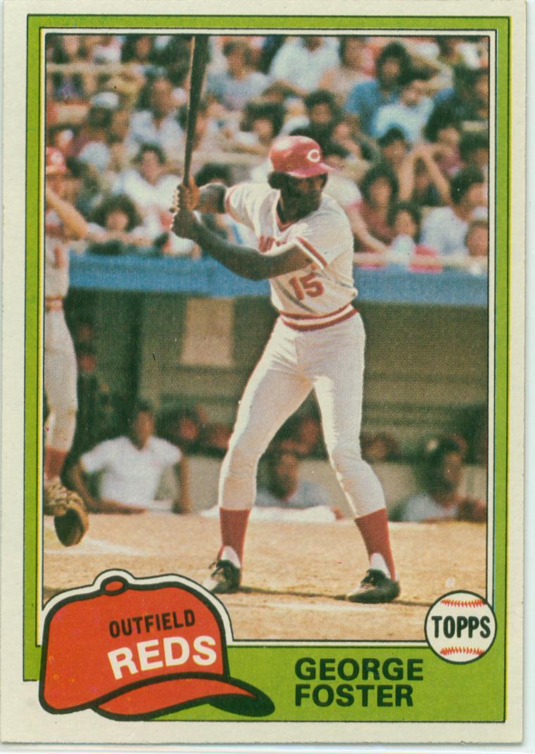 1975 Cincinnati Reds Baseball Cards