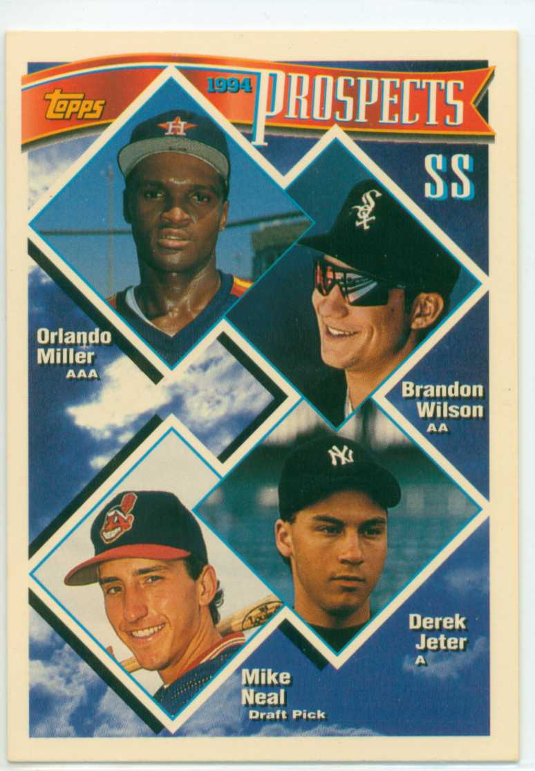 Rookie Baseball Card 30 Year Old Cardboard