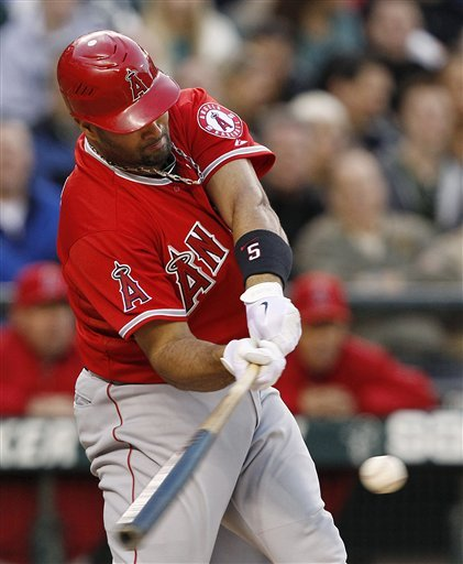 Albert Pujols Launches 450th Home Run, 4th Youngest To
