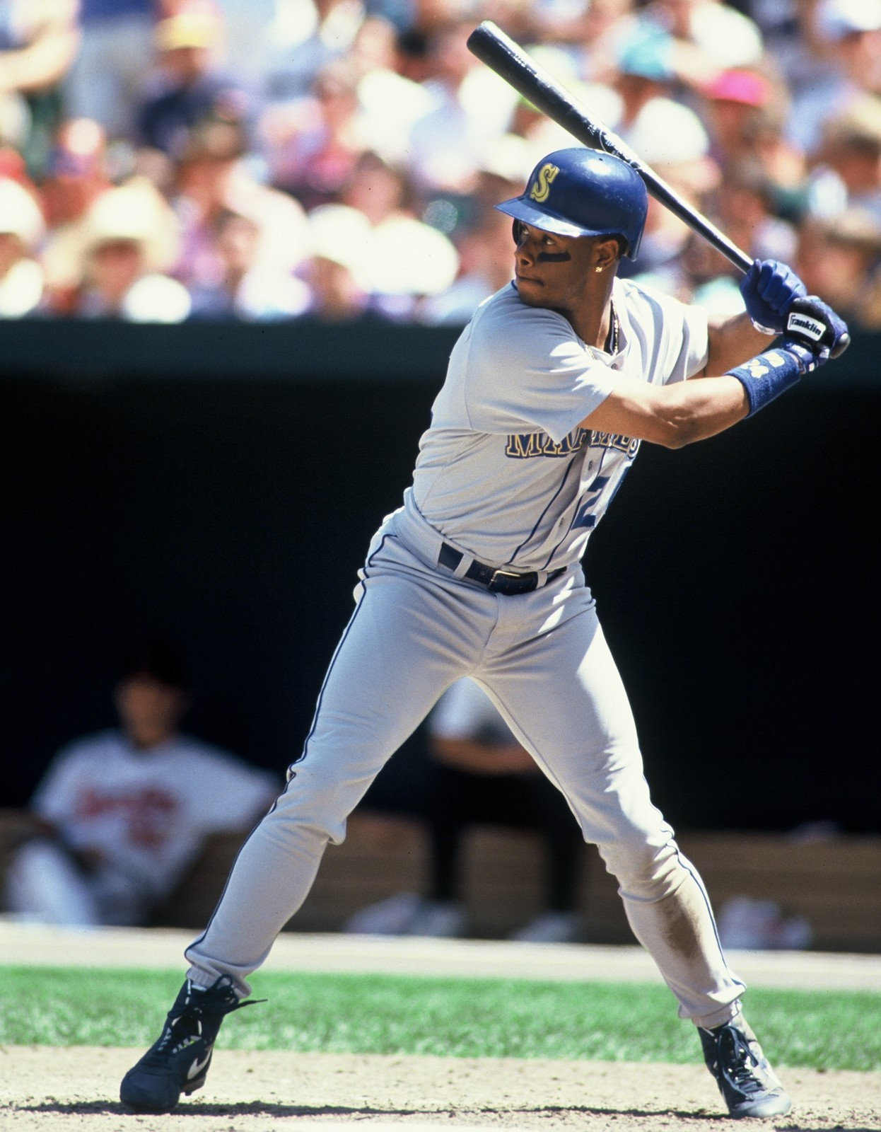 Ken Griffey Jr Was So Close To Getting Entry Into The ...