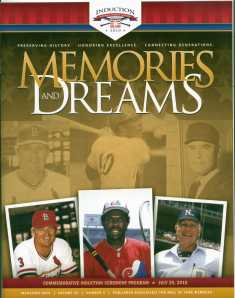 DAWSON MEMORIES AND DREAMS