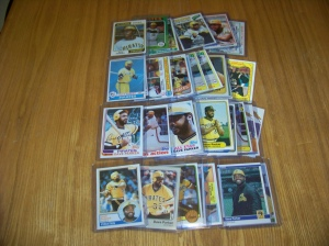 Dave Parker Collection