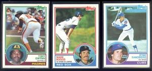 1983 Topps Rookies