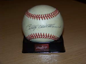 BILLY WILLIAMS BALL
