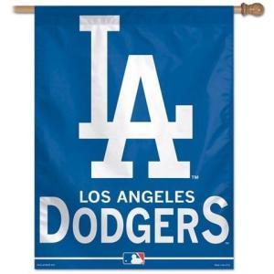 Dodgers Flag