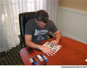 Keith Hernandez Signing
