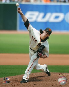 PHOTO LINCECUM