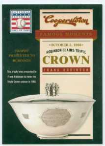 VINTAGE F ROBINSON CROWN