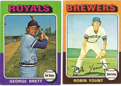 Million Dollar Question Better 1975 Topps Rookie Card