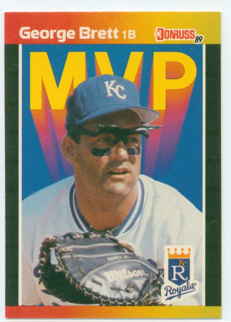 Most Valuable 1989 Donruss Baseball Cards
