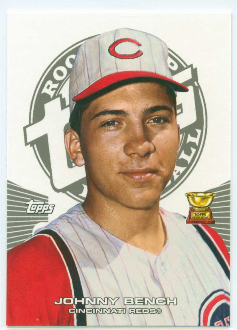 Johnny Bench Photos Part - 17: Sure, It Could Be Worse, But There Are So Many Fantastic Images Of A Young Johnny  Bench Playing Baseball With The Reds U2013 Couldnu0027t ...