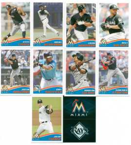 2013 TOPPS STICKERS