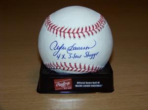 Dawson Silver Slugger Ball