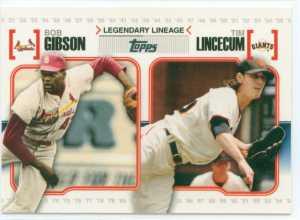 VINTAGE GIBSON.LINCECUM