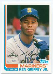 ARCHIVES GRIFFEY