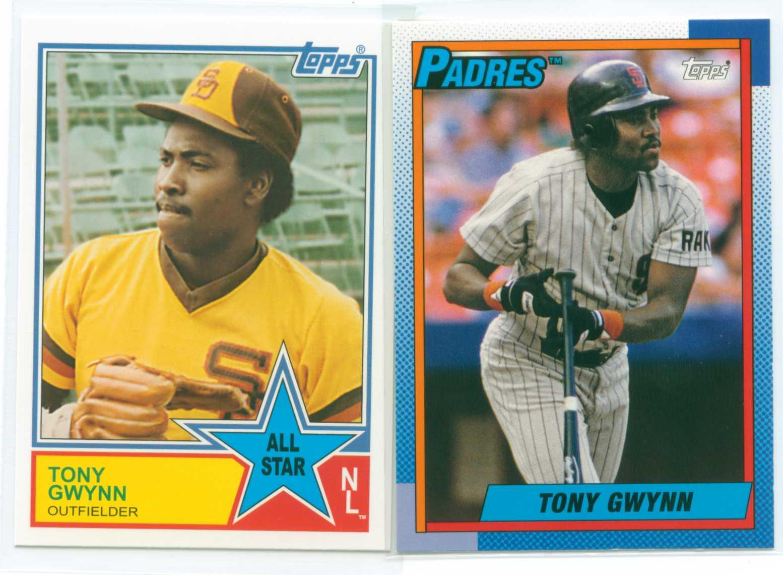 Tony Gwynn 2013 Topps Archives Base Card 1983 All Star