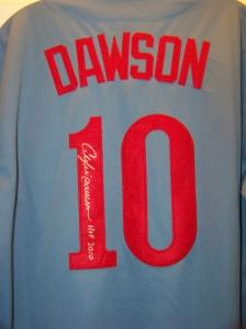DAWSON EXPOS JERSEY 1