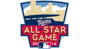2014 MLB ASG Logo