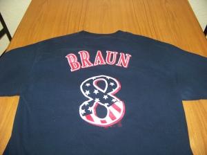 BRAUN SHIRT 1