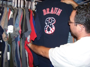 Braun T-Shirt