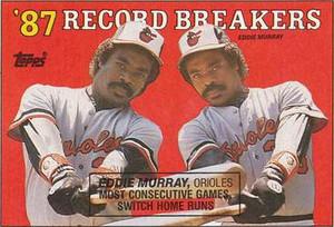 1988 Topps Murray
