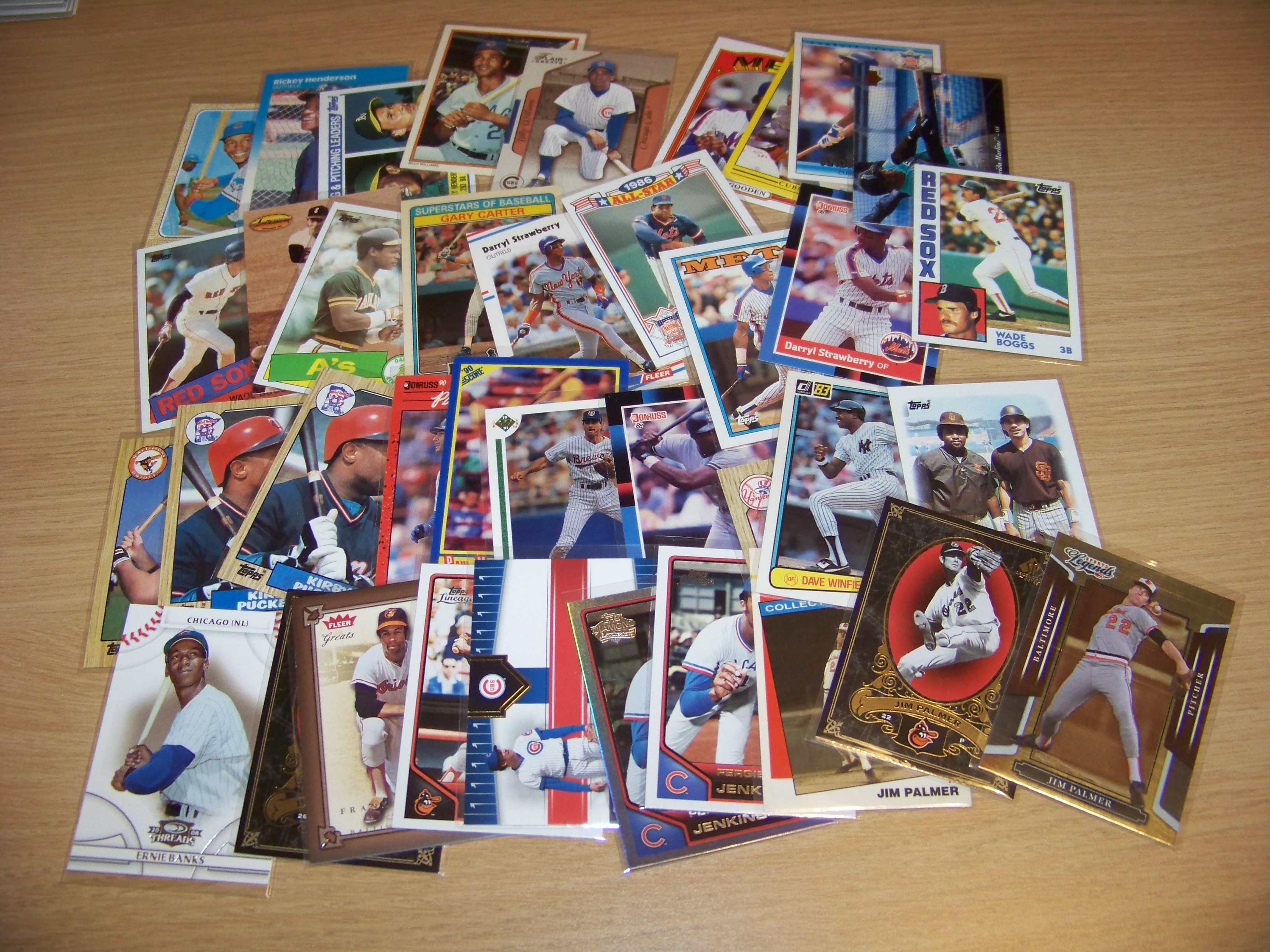 Giveaway Time A Solid Stack Of Hof Mvp Cy Young Roy