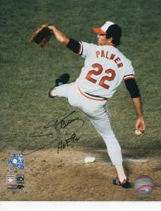 Jim Palmer photo