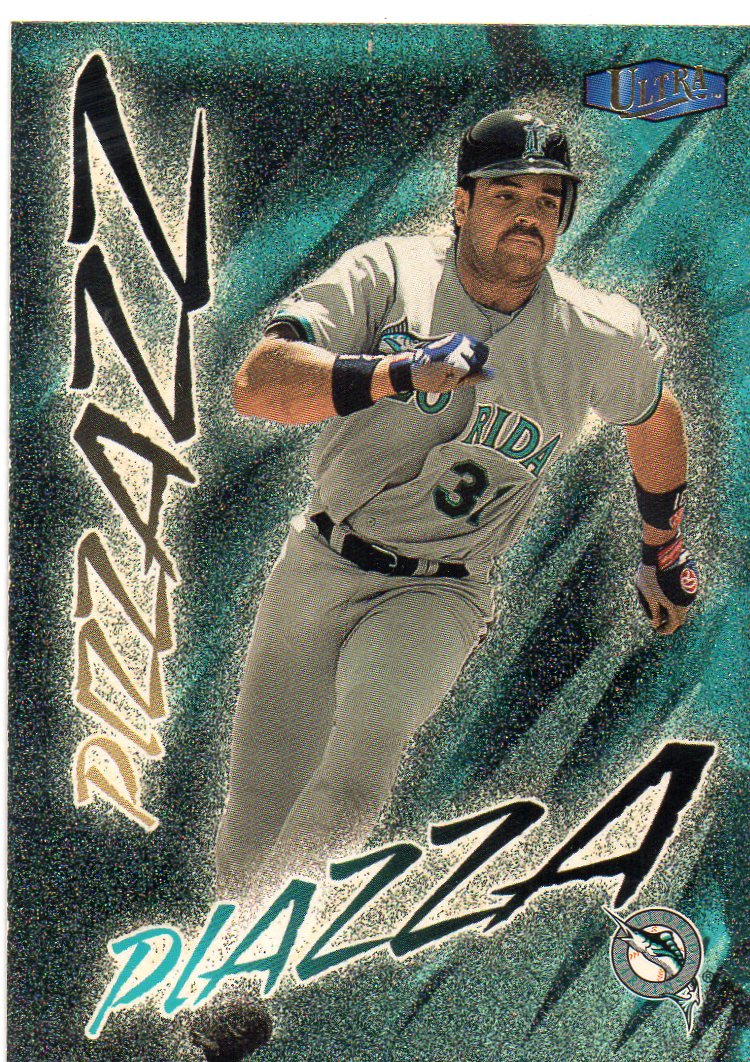 Baseball Card Show Purchase 9 My Very First Mike Piazza