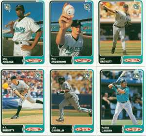 2003 TOPPS TOTAL A