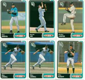 2003 TOPPS TOTAL C
