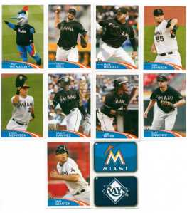 2012 TOPPS STICKERS