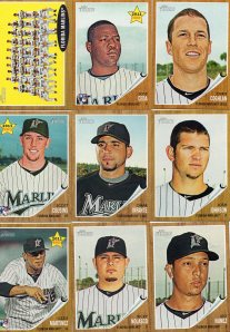 2011 TOPPS HERITAGE A