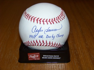 Dawson HR Derby Ball