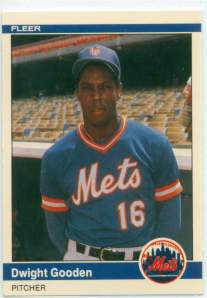 Gooden 1984 Fleer Update