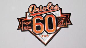 Orioles Patch